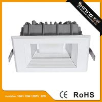 Zhongshan supplier CE ROHS led furniture downlight