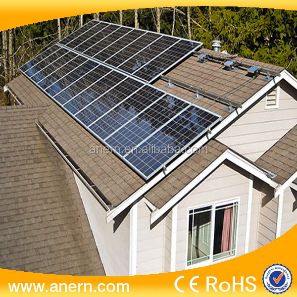 Top Sale cheapest 5kw off grid 250W*20pcs planets in our solar system for home