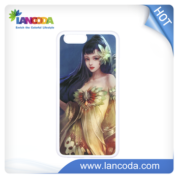 Heat Transfer Print sublimation Blank Phone Case for R11 plus