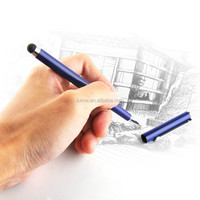 New 2 in 1 Ballpoint Pen and Touch Screen Stylus Pen for Tablets , for iPad Air, Smartphones