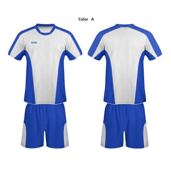 freely customize soccer jerseys 100% Polyester Wholesales Price