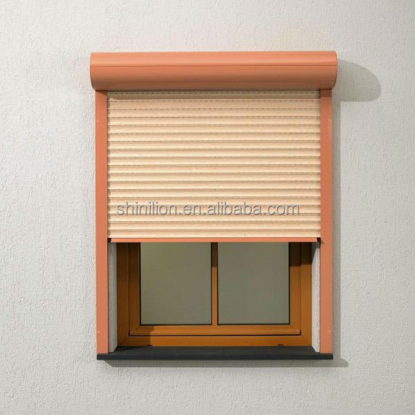 Rolling Shutter Window;rolling shutter;security shutter;roll up shutter;roll down shutter