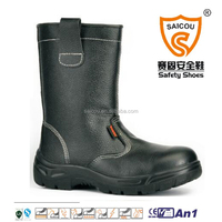 SaiCou Heavy duty industrial Personal Protective work time safety boots S3 with steel toe cap