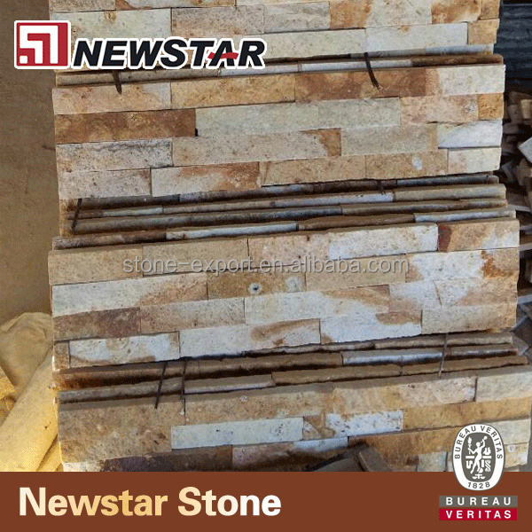 Natural exterior stone wall cladding panelings covering front veneer decoration tile price