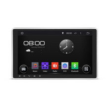 Cheap android multimedia car entertainment system 2 din car dvd player