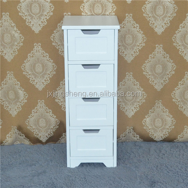 China factory direct sale white MDF used bathroom vanity cabinets with differen size