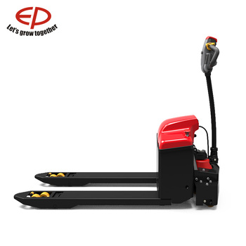 China Best price safe and stable electric manual Reach Sale high lift pallet truck