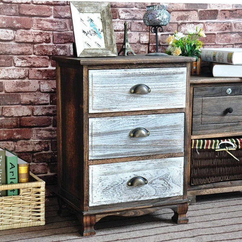 chic reclaimed home furniture used wooden storage cabinet buy used