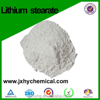 China supplier industry grade CAS NO: 4485-12-5 Lithium stearate used in Corrosion inhibitor oil