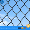 Black Vinyl Coated Chain Link Fence PVC Coated Chain Link Fences
