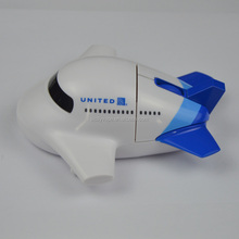Best airplane design Optical wireless mouse with docking station in Shenzhen