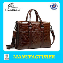 2014 designer genuine crocodile leather bag handbag