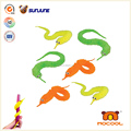 High quality magic worm tricks toy assorted colors, magic tricks