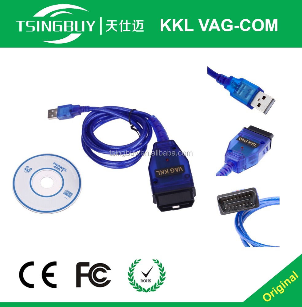 2016 hottest vag-com/kkl vag com for 409.1/vag-com obd2 usb cable
