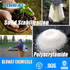 High Quality Anionic Polyacrylamide PAM For Soil Stabilization