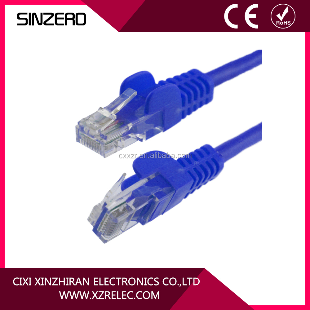 2016 New Version High Quality 4 Pairs Indoor UTP/FTP/SFTP Cat5/Cat5e/Cat6 Network Cable