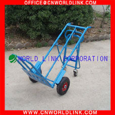 1824 High Quality Steel 250kg Transport Foldable Hand Trolley