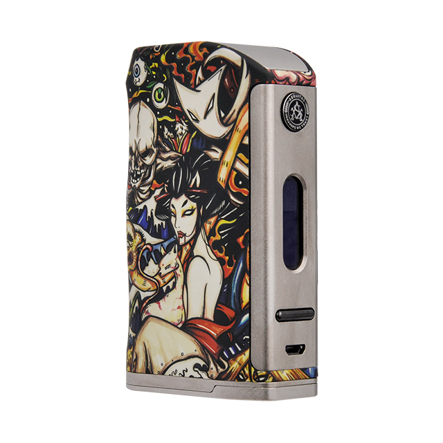 Best Selling Michael 200w Ecig Box Mod Manufactured By Asvape