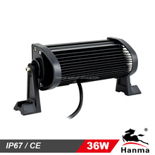 HANMA6'' Off Road LED light Bar/12V LED driving light/4X4 car accessories/motorcycle headlight/auto lamp,flood beam,IP67