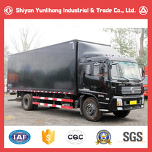 Dongfeng 4x2 10 Ton Lorry For Sale In Malaysia/Body Box Truck Dimensions