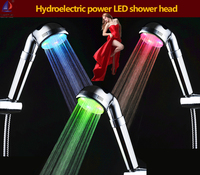 C-138 Deluxe LED Color Changing Shower Head