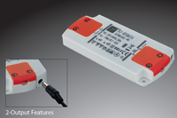 6w constant current led desk top driver
