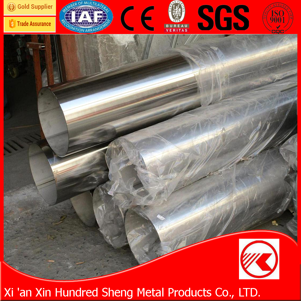 Best price 200/300/400 series welded sandvik stainless steel pipe
