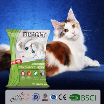Wholesale kitty clean clumping kitty sand litter