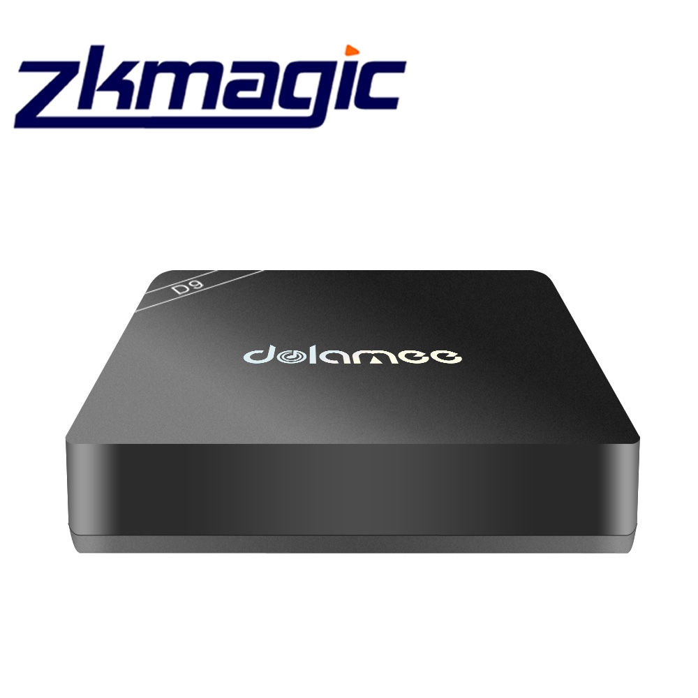 Set Top Box D9 Android tv box Amlogic S912 DOLAMEE 1.5gb ram 8gb rom ANDROID TV BOX