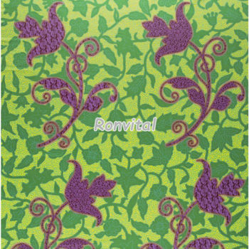 Most popular high-quality super wax java print cotton fabric Item No.051074