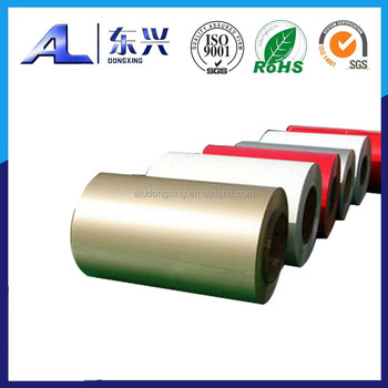 Coated Aluminium Coil for Refrigerator
