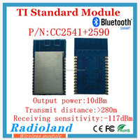 Hot sale!! High Quality TI( Texas Instruments) CC2541+CC2590 Bluetooth 4.0 CC2541 module