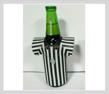 Neoprene beer bottle cooler Shirt shape Neoprene beer bottle holder Neoprene beer cooler