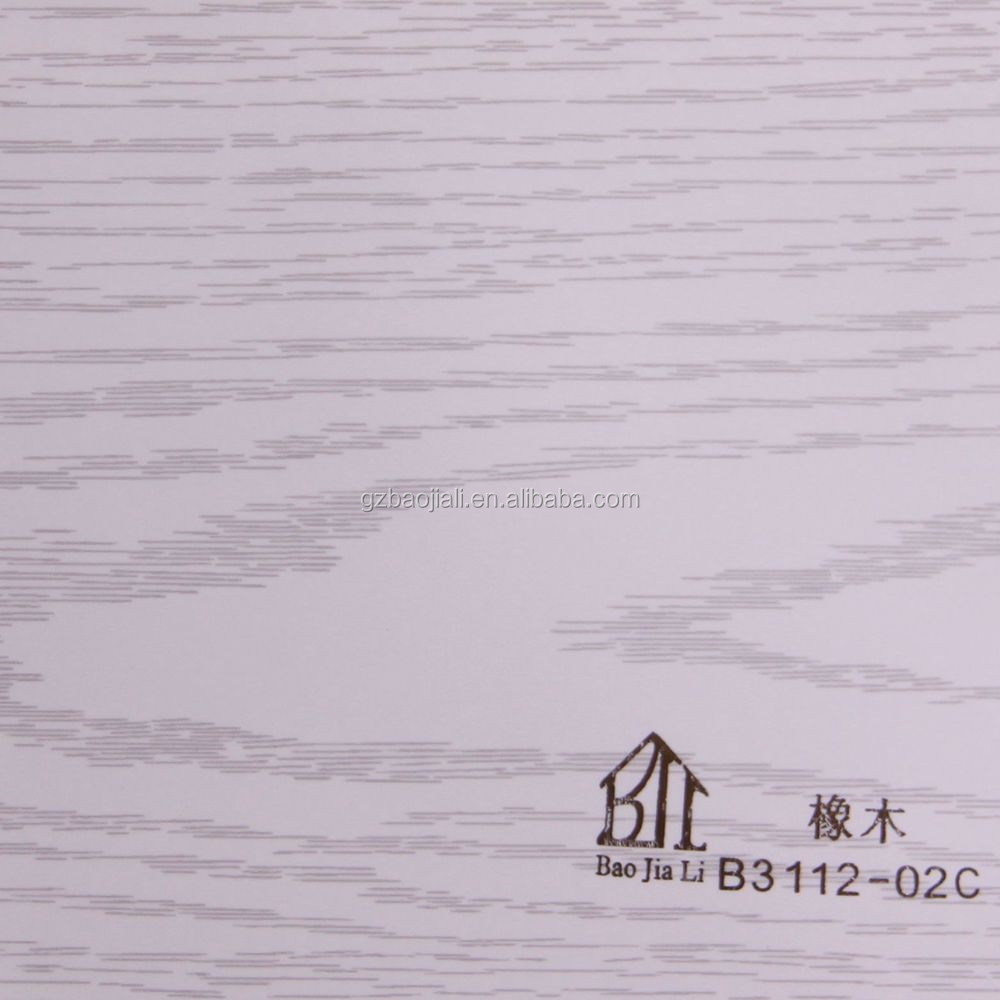 Self Adhesive Wood Grain Vinyl Film for Furniture Decoration,door skin,PVC 3D design Wood Grain Contact Paper