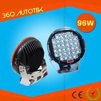 4x4 accessory special blue color 12v 185w 111w 96w high power led driving light for sale