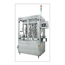 China low cost latest automatic luncheon meat filling machine