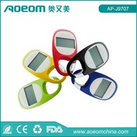gym fitness 3d pedometers