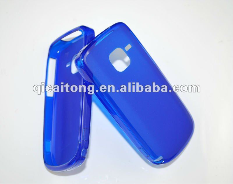 cellphone tpu puding case for Nokia C3