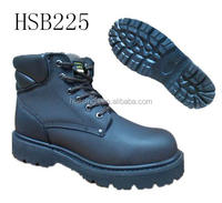 steel toe and midsole insert high quality EVA Goodyear welt lightweight safety boots