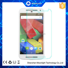 waterproof, anti oil, anti fingerprint tempered glass for moto x play