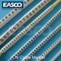 EASCO N type PVC Cable Marker