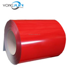 Cold rolled PPGI prepainted galvanized steel sheet coils used for roofing