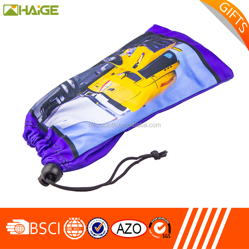 China Supplier cleaning pouch of mobile phone for wholesale