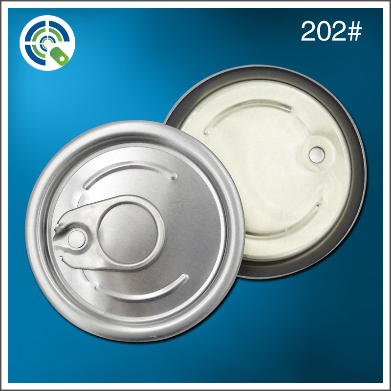 Top Quality easy open aluminum can lid for milk powder Manufacturer
