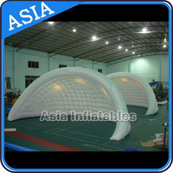 Indoor Office Inflatable LED Dome, Giant Lighting Dome Inflatable Event Tent