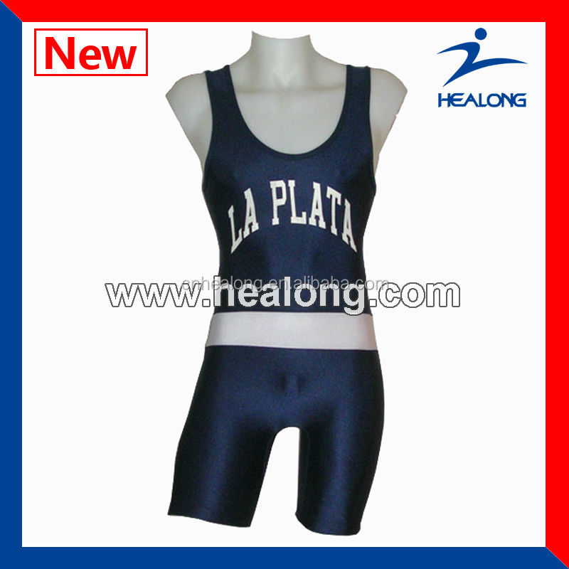 Healong Custom Sexy Girls Dry Fit Jogging Track Suit