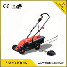 Professional mowing machine/electric lawn mower made in China