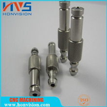 OEM mechanical accessories of precision metal CNC machining Intermediate link shaft