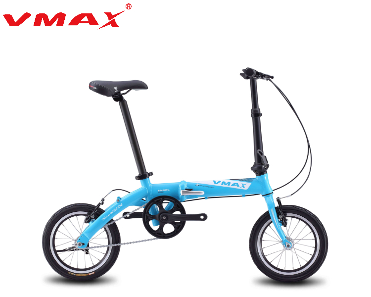 New design colorful easy 14 inch folding bike and aluminum mini foldable bicycle