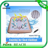 air circulation air cooling fan strong cooling air seat cushion with CE and Rohs certificate